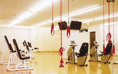 フィットネスクラブ感覚で通える介護予防通所介護施設
